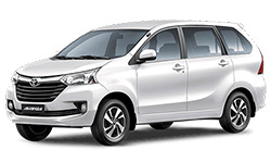 Bali Car Hire with Driver using Toyota Avanza