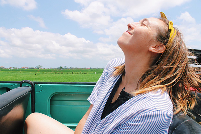 Tips for hiring a driver in Bali
