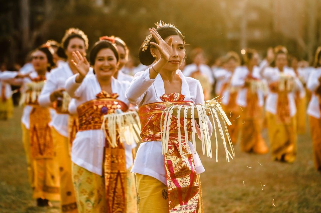 dance, balinese, traditional